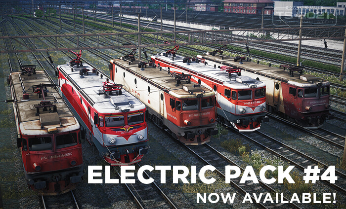 Electric Pack #4 Released