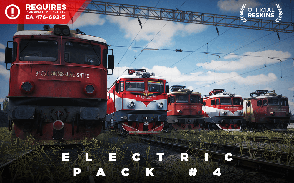 Electric pack 4